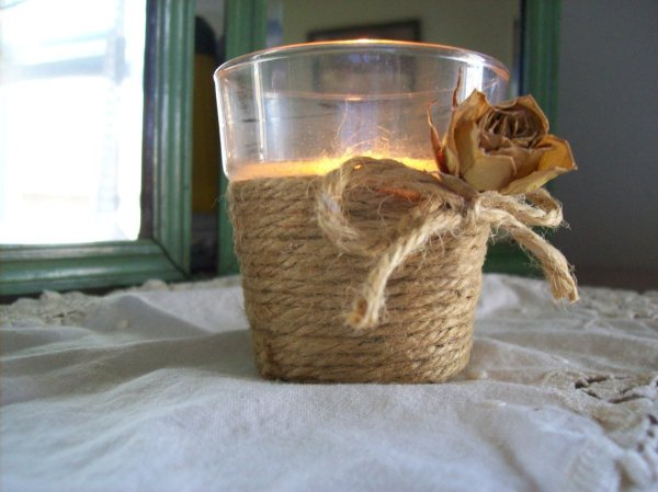 Candle craft ideas thriftyfun for Candle craft ideas