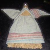 Broom Angel