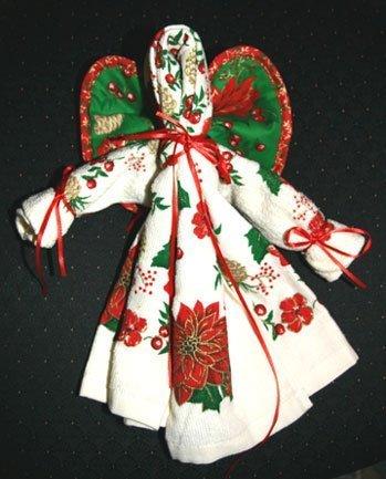 tea towel angel