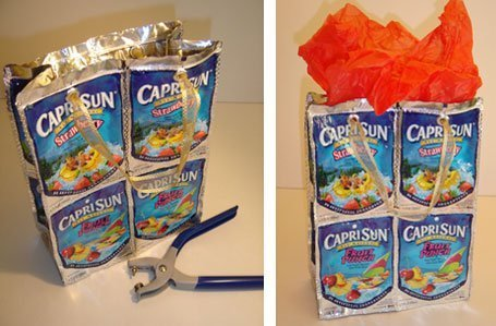 Juice Pouch Gift Bag