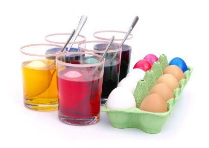 Easter egg dye recipes thriftyfun forumfinder Images