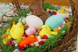 Saving Money on Easter Baskets