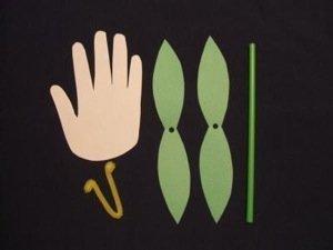 handprint lily 1