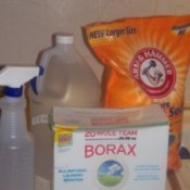 Homemade Disinfectant Cleaner Ingredients