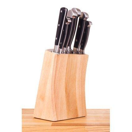 Delightful Wood Knife Holder. Kitchen ...