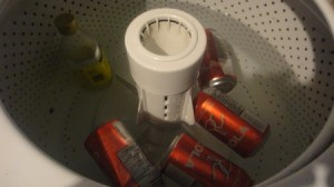Use Your Washer To Keep Drinks Cold