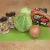 garbanzo bean stew ingredients