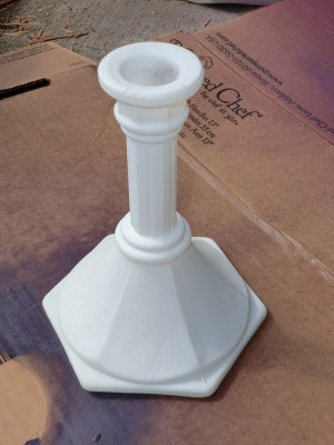 Primed Candle Stick