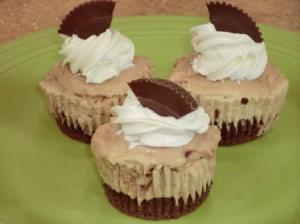 Muffin Tin Ice Cream Cakes