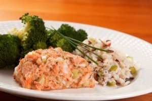 Salmon Loaf