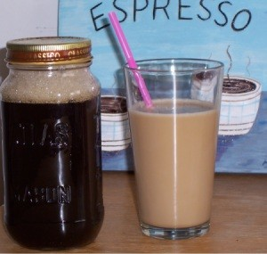 Frugal Iced Coffee