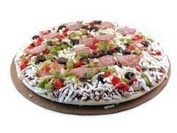 Freezing Pizza