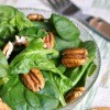 Spinach and Walnut Salad