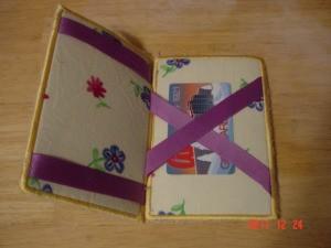 Homemade Magic Wallet