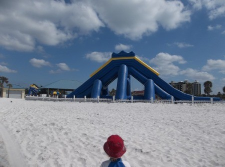 Giant Bouncy Slide (St.Petersberg, FL)