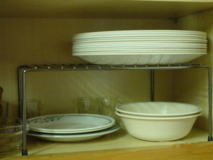 Shelves for Dishes 2