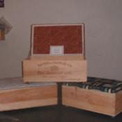 Wine Crate Treasure Boxes