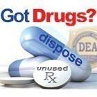 Pills to be disposed.