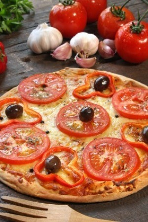 Fresh Tomato Pizza Recipes