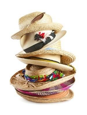 Decorating Straw Hats Thriftyfun