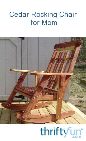 Carolina Craft Rocking Chair