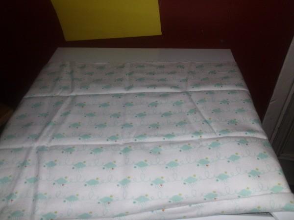 Making Receiving Blanket Candies Thriftyfun
