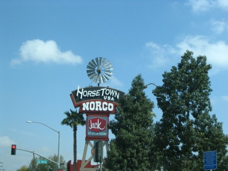 Horse Town USA Norco California