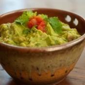 Storing Guacamole