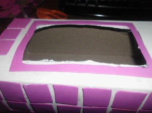 Making a Barbie Bath Tub