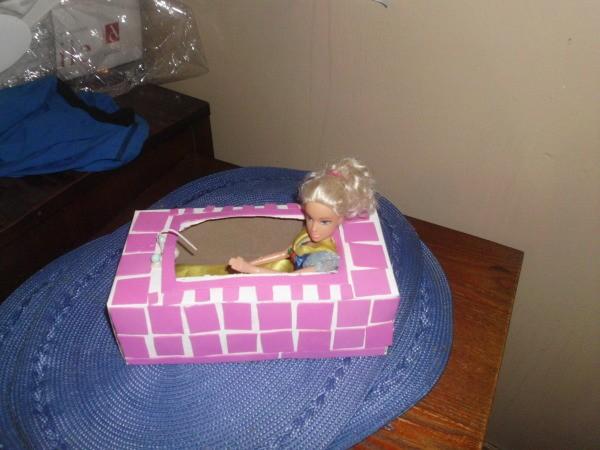 Making A Barbie Bath Tub Thriftyfun