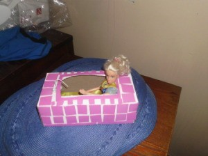 Barbie Bath Tub