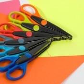 Craft Scissors and Paper
