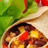 Burrito With Vegetable