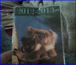 Reuse Pocket Calendar Covers
