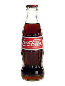 Glass Coke Bottle