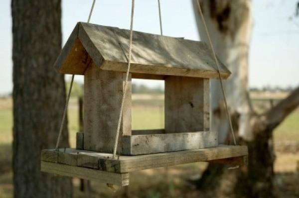 DIY Gourd Birdhouses - La felicidad es casera
