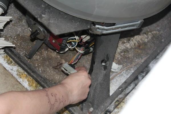 Repairing Motor Coupling In Kenmore Washing Machine