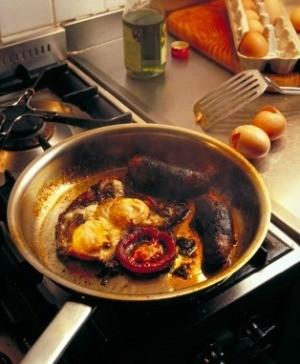 Fixing Burnt Sausage