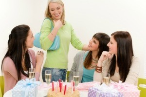 Frugal Birthday Party