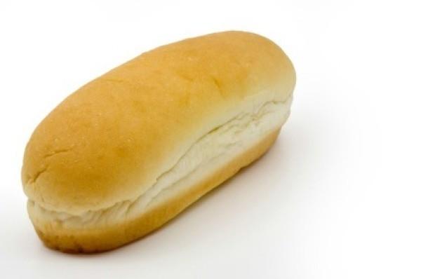 side cut hot dog buns