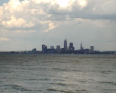 Cleveland Skyline (Lakewood Park, OH)