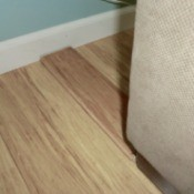 Board Behind Couch