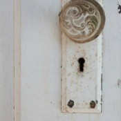 Crafts Using Old Door Knobs