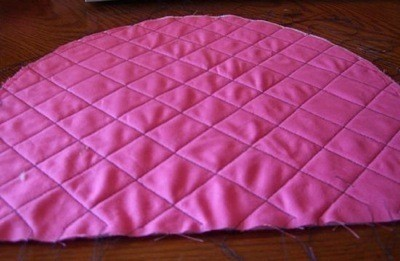 Quilted Tea Cozy and Placemat