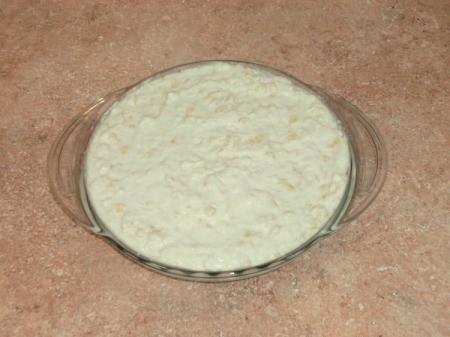Unbaked Spoon Bread