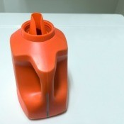Reusing Laundry Detergent Bottles