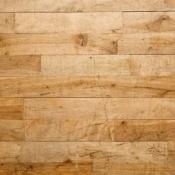 Scratched Wood Floor