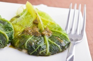 Cabbage Roulades