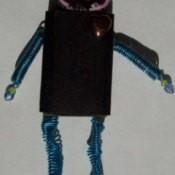 Matchbox doll.