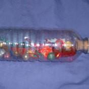 Water Bottle Cat Toy